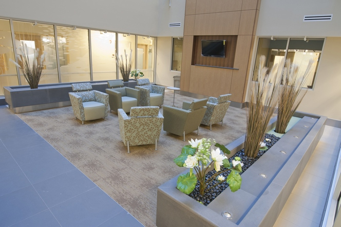 Suffolk Completes Phase 1 of Baystate Medical Center Expansion ...