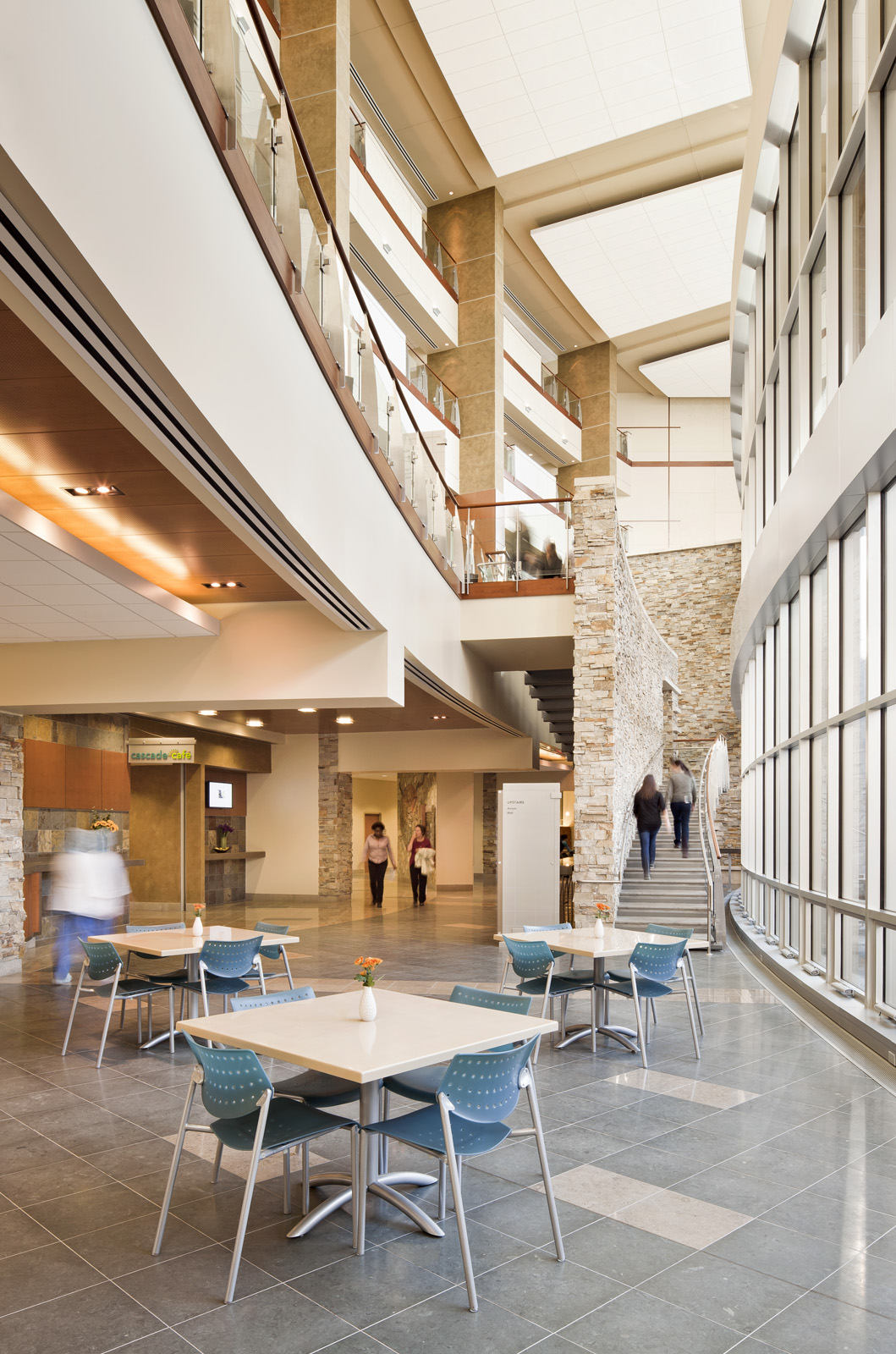 Sustainable Interiors Help Create LEED-Gold Certified