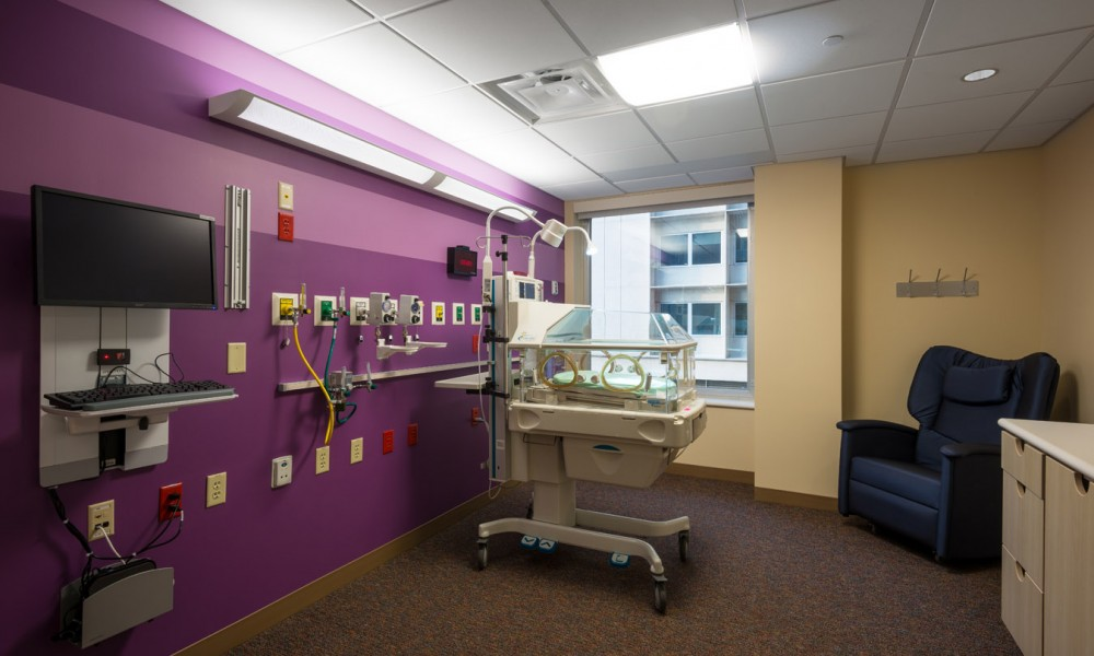 New NICU Renovations Under Way For Omaha Childrenu0027s Hospital | Medical  Construction And Design