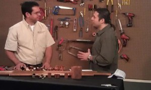Harold Moret explains the difference between copper tube and pipe in new video.