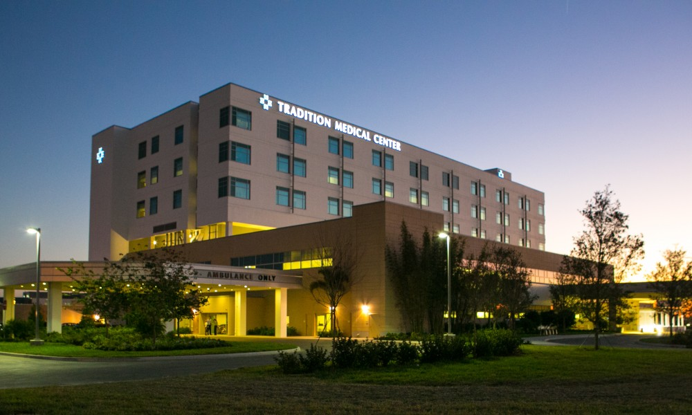 Tradition Medical Center Opens in Port St. Lucie, Florida ...