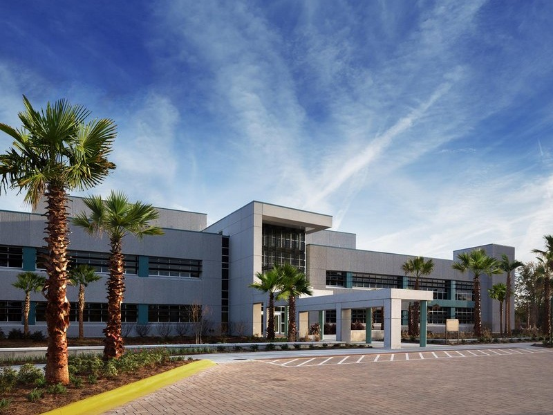 Winn Army Community Hospital Completes Phase I Additions
