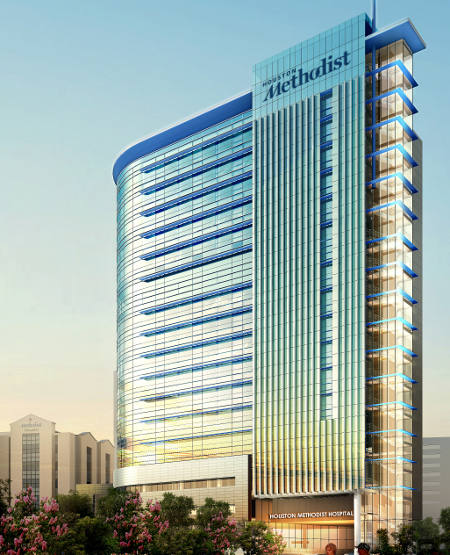 Houston methodist announces new hospital in the woodlands new patient