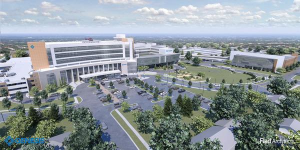 Genesis Health System Breaks Ground On East Campus
