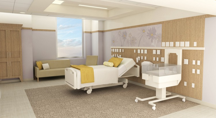 New Lobby Patient Room Designs Unveiled for Sanford Fargo Medical