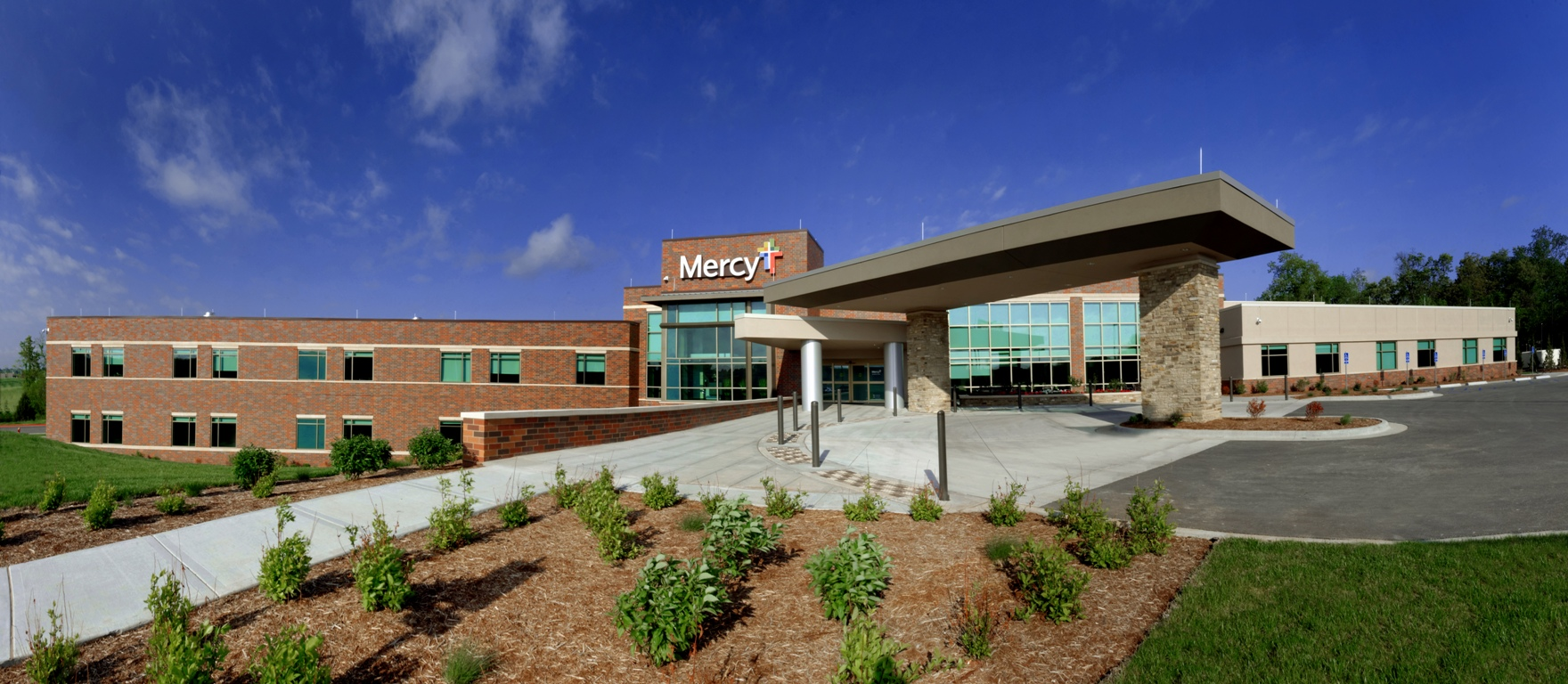 Duke Realty Donates Stained Glass Windows To Mercy Rehab