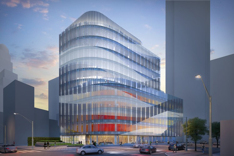Renderings of brooklyn cultural district 39 s new mixed use building revealed medical for Fulton homes design center phone number