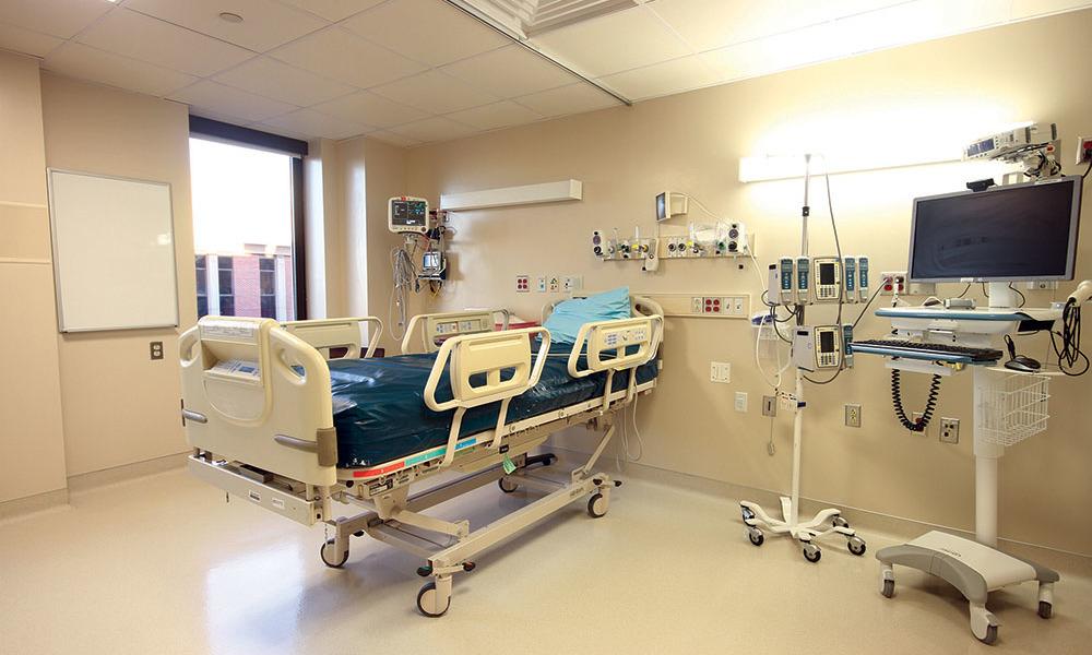 Biocontainment Patient Care Units 8 Critical Design