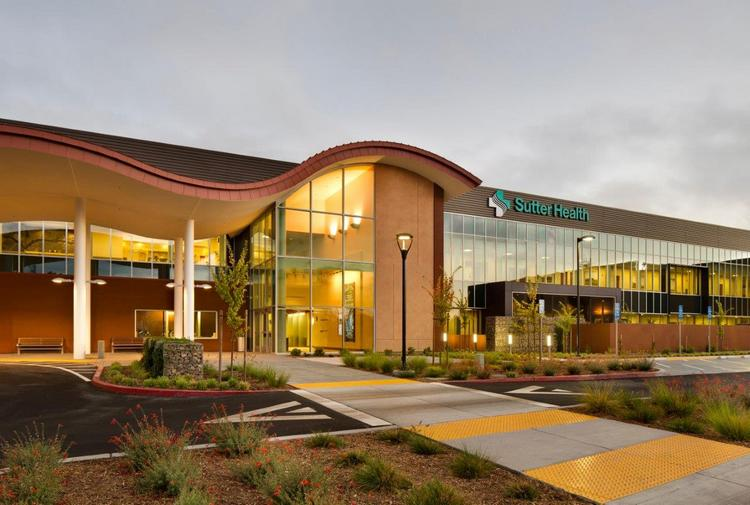 Sutter Santa Rosa Hospital Earns Gold Leed Certification Medical