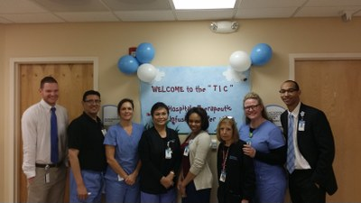 UNC Hospitals Therapeutic Infusion Center Opens   Medical