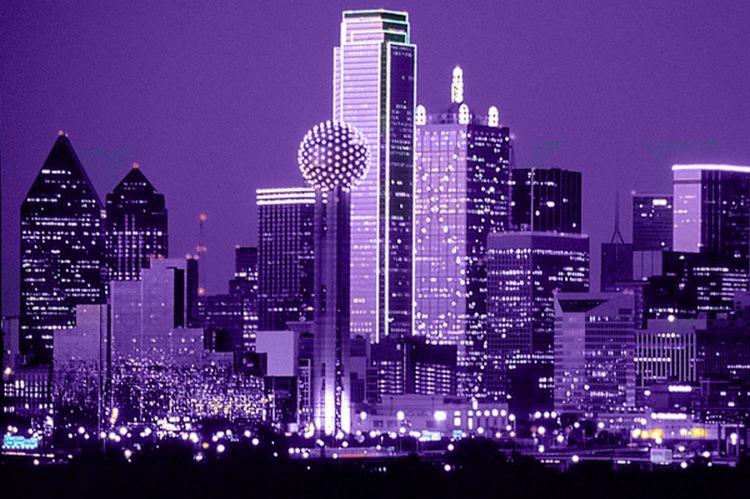 Dodge City Of Mckinney >> Parkland 'Paints the Town Purple' for New Hospital ...