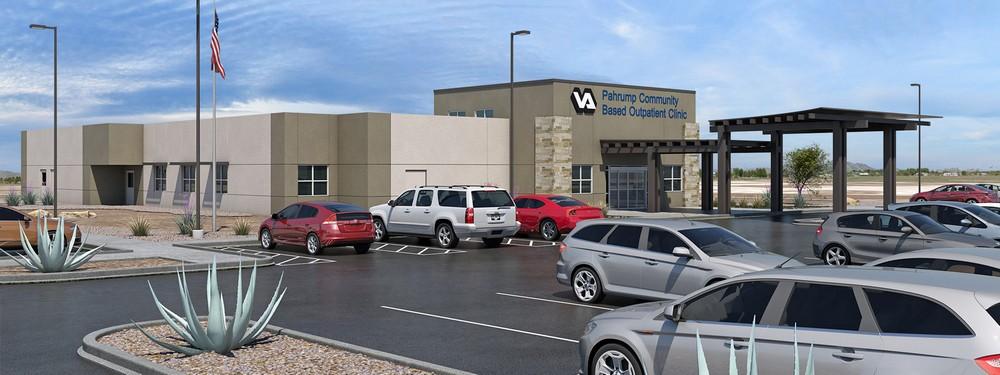 The Neenan Company Breaks Ground on Pahrump VA Medical