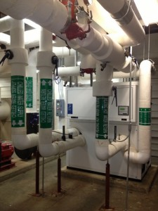 Alamance Regional Medical Heat Recovery Chiller