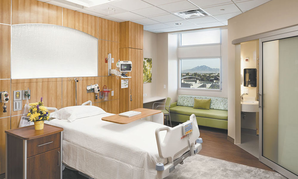 Prefab Collaboration Winning Combo For Dignity Health