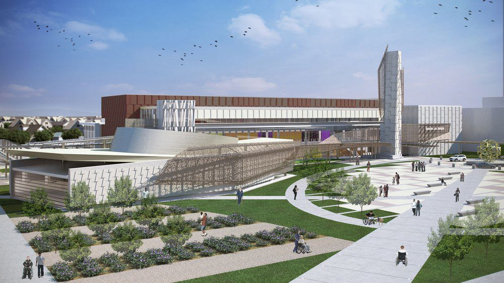 Rancho Los Amigos National Rehabilitation Center Receives Architectural Award Medical