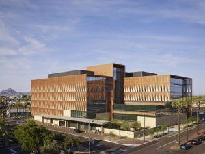 The University of Arizona Cancer Center at Dignity Health St. Joseph's Hospital and Medical Center; Phoenix, Arizona.