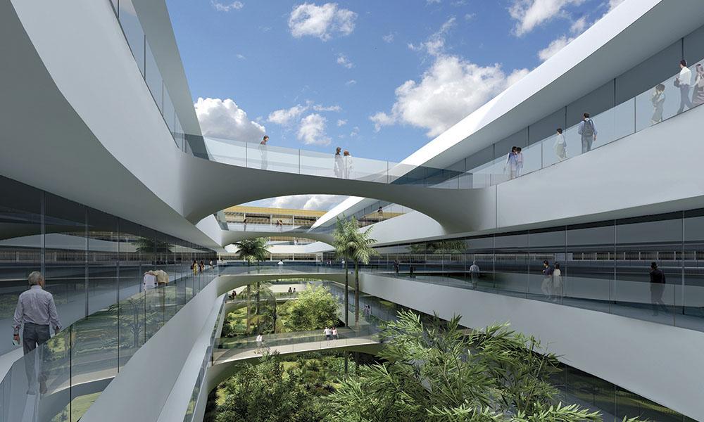 Emerging Global Trends   Medical Construction and Design