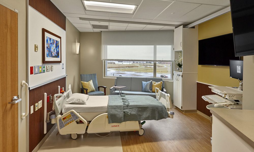 Design Strategies for Right Sizing Patient Rooms to Optimize