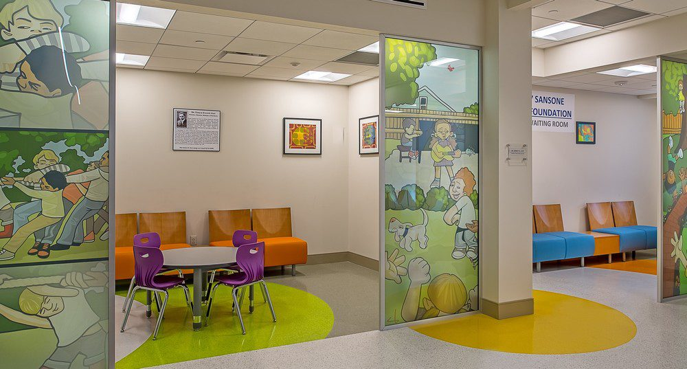 Lacy Clay Center For Childrenu0027s Health Opens In St. Louis | Medical  Construction And Design