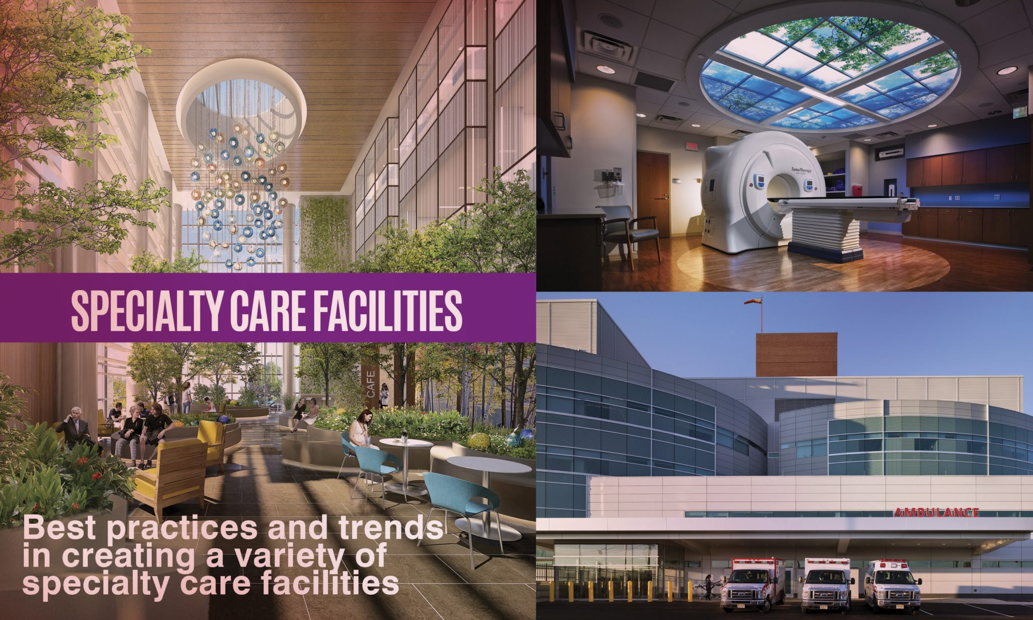 Medical Construction Design Magazine MCD