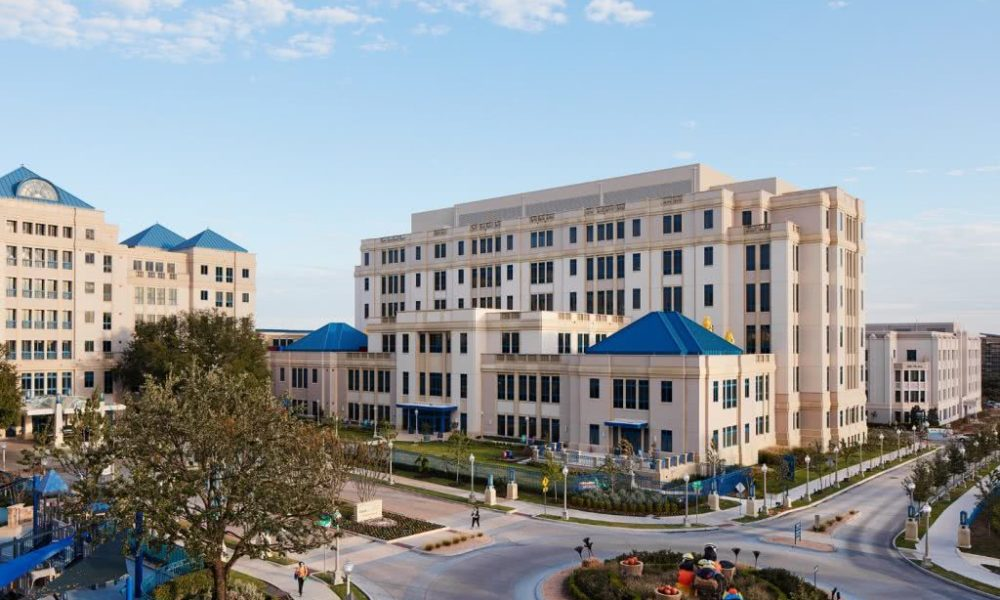 Cook Children S Medical Center South Tower Opens Medical