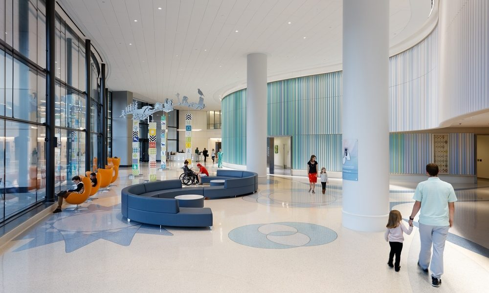 IIDA Announces 7th Annual Healthcare Design Awards Winners