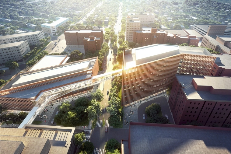 UPMC Unveils Designs, Project Teams Selected for $2B