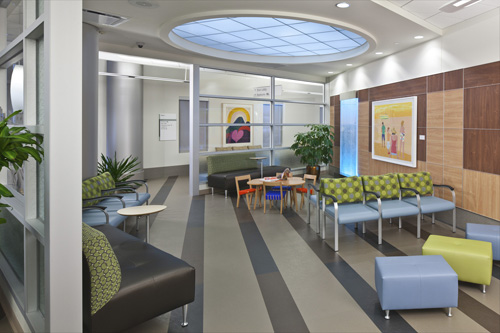 University Hospitals Ahuja Medical Center Awarded LEED Silver