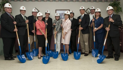 Cobleskill Clinic Groundbreaking R