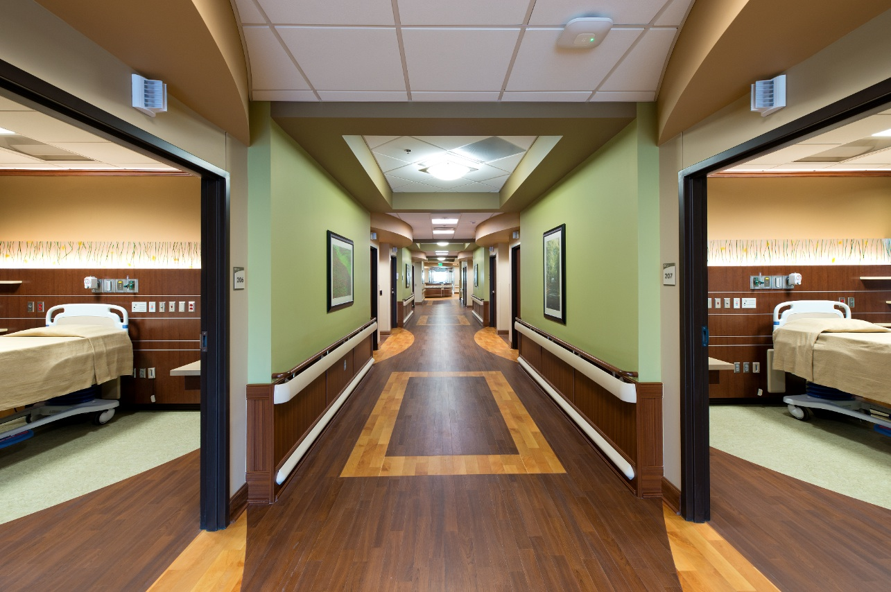 Forrest Health Orthopedic Institute Completed With Cutting