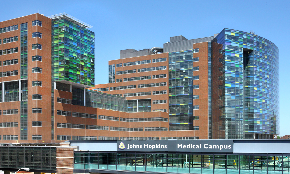 Johns Hopkins Hospital To Open 1 6 Million Square Foot