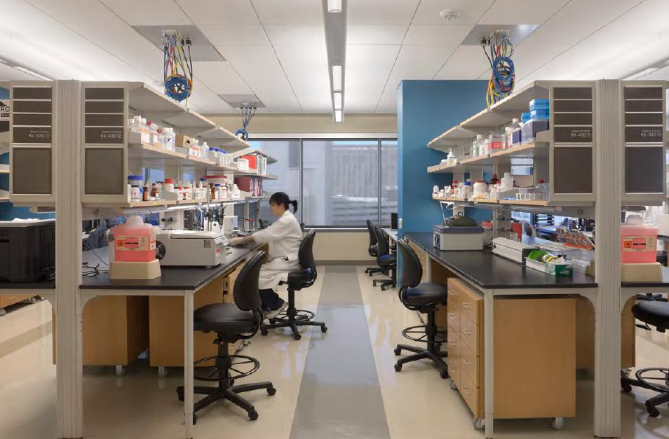 The Methodist Hospital Research Institute Opens in Houston