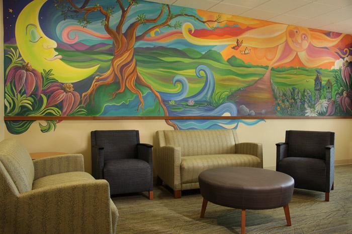 Monroe_Clinic_Artwork_Outside_Birth_Center