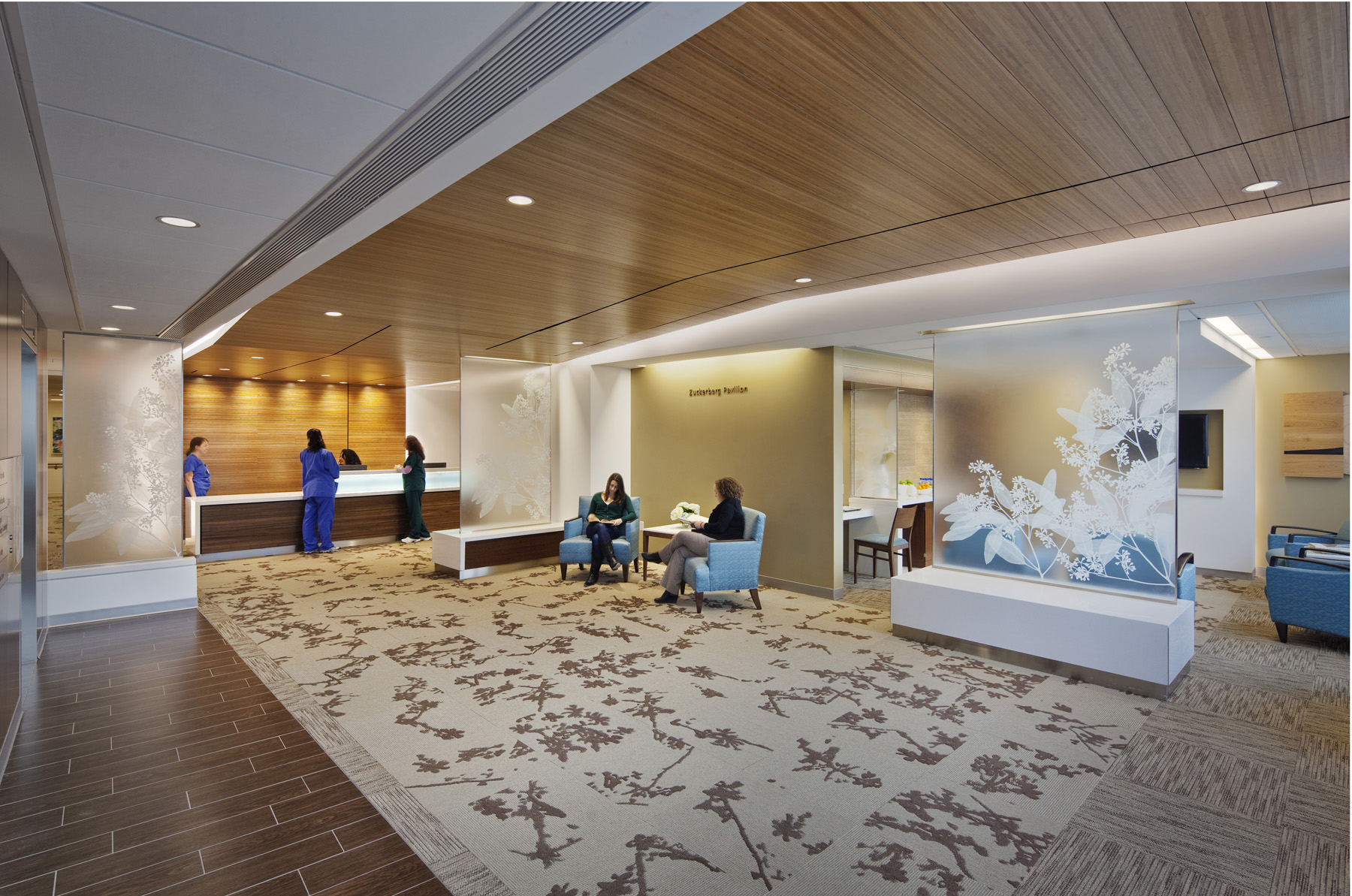 Ewingcole healthcare project wins lighting design awards medical