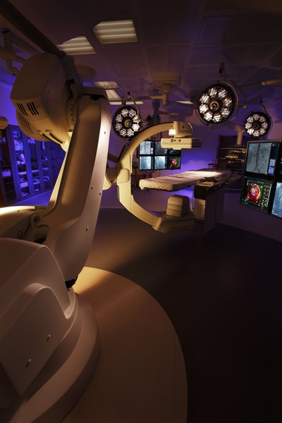 Operating Room Design: Hybrid Operating Rooms: The Next Generation Of Medical