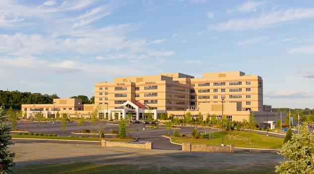 Orange Regional Medical Exterior