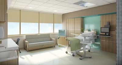 Patient Room R