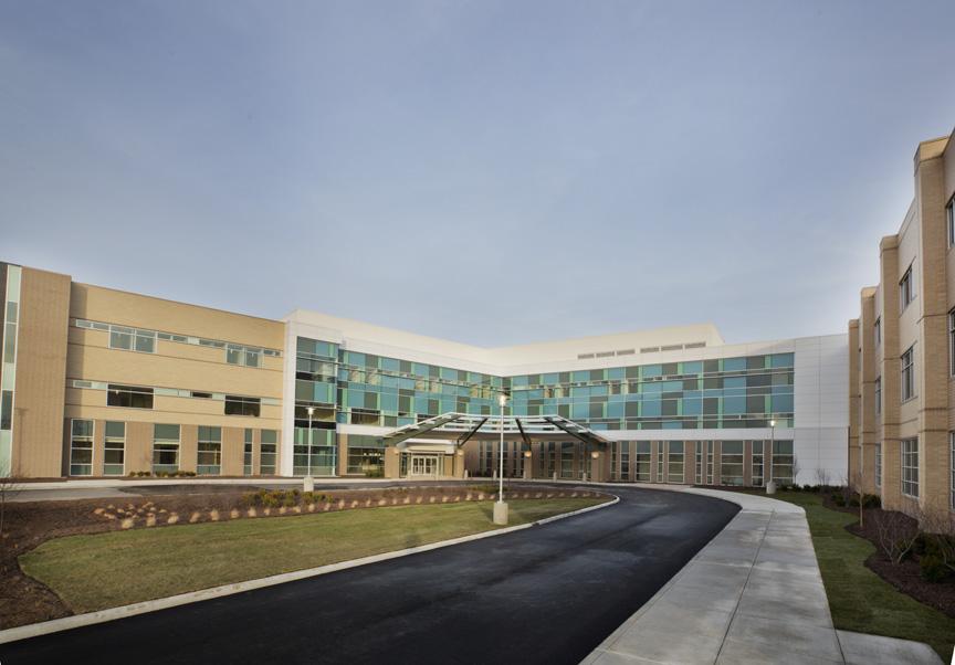 St. Vincent Fishers Hospital
