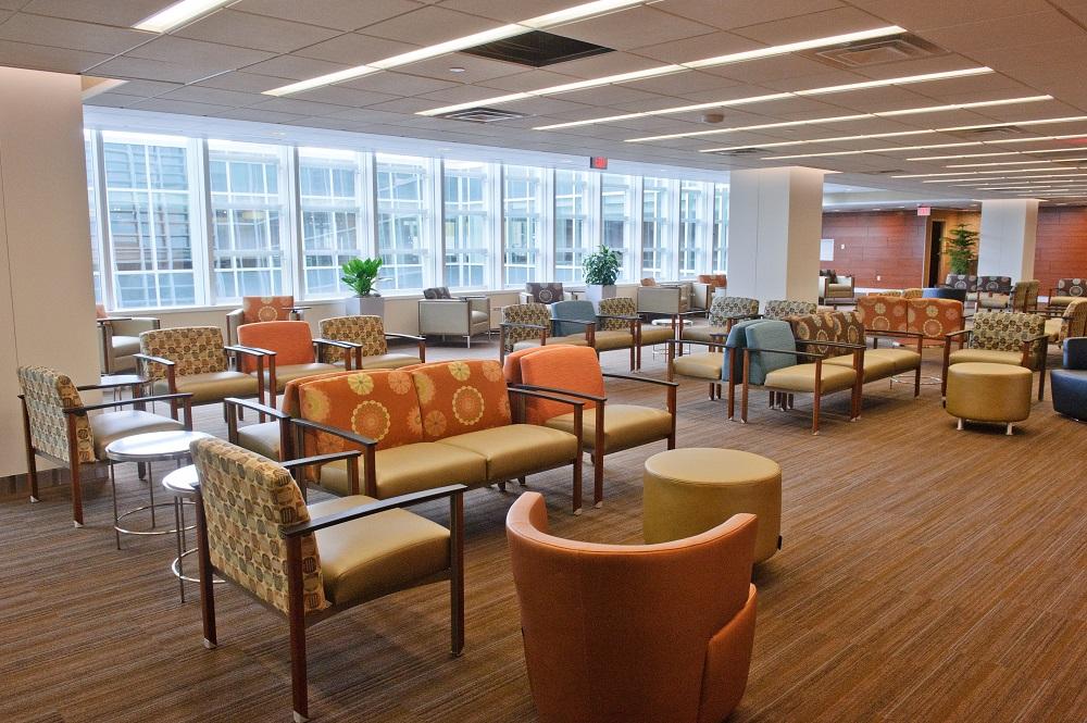 UM Hospital Waiting Area