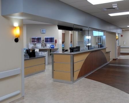 Renovation of Summit Medical Center Emergency Department